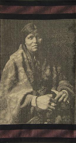 The Blanket Maker - Navaho